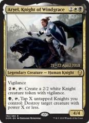 Aryel, Knight of Windgrace (P) (Foil)