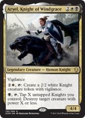 Aryel, Knight of Windgrace (R)