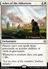 Ashes of the Abhorrent (P) (Foil)