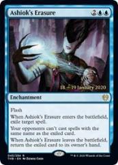 Ashiok's Erasure (R) (Foil)