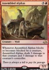 Assembled Alphas (P) (Foil)