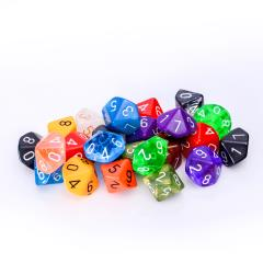 Assorted Pack - d10 (25)
