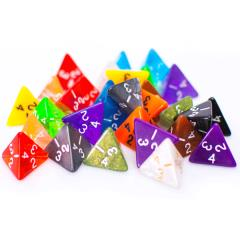 Assorted Pack - d4 (25)