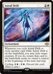 Astral Drift (R) (Foil)