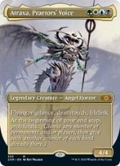 Atraxa, Praetors' Voice (Borderless) (MR)