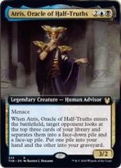 Atris, Oracle of Half-Truths (Extended Art) (R)