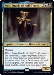Atris, Oracle of Half-Truths (R) (Foil)