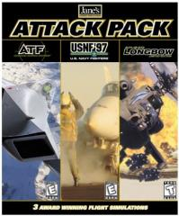 Jane's Combat Simulations - Attack Pack