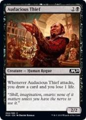 Audacious Thief (C) (Foil)