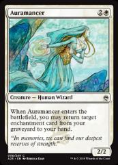 Auramancer (C) (Foil)
