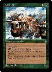 Aurochs (C)