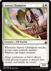 Aurora Champion (C) (Foil)