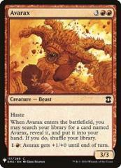 Avarax (C)