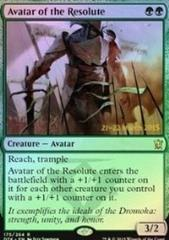 Avatar of the Resolute (P) (Foil)
