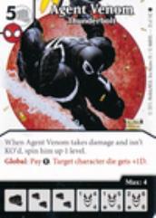 Agent Venom - Thunderbolt