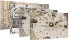 Skies of Axia Cloth Map Set