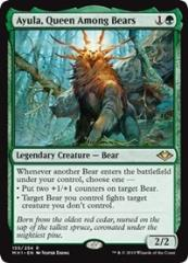 Ayula, Queen Among Bears (R)