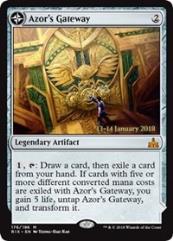 Azor's Gateway (P) (Foil)