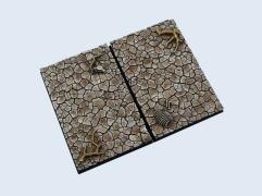50x75mm Wasteland - Square Bases