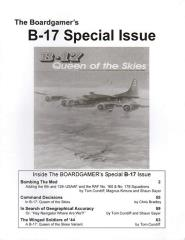 B-17 Special Issue (Unbound Reprint)