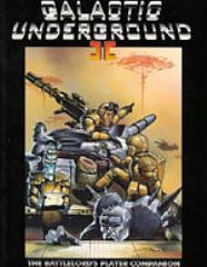 Galactic Underground II (First Printing)