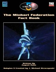 Minbari Federation Fact Book, The