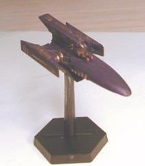 Centauri Kutai Gunship