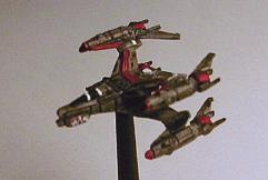 Earthforce Thunderbolt