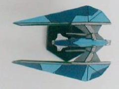 Narn Thentus Frigate