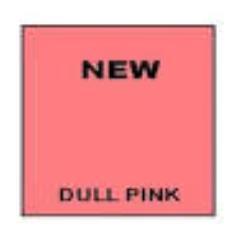 Dull Pink