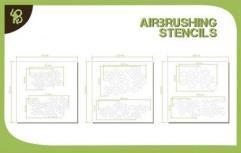 Stencils - Camo Pattern