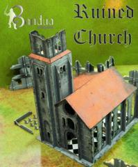 Ruined Church - Pre-Painted