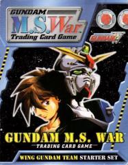 Wing Gundam Team Starter Set