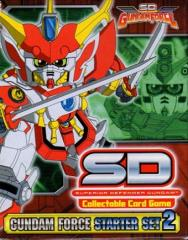 SD Gundam Force Starter Set #2