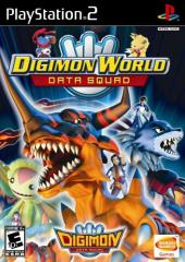 Digimon World - Data Squad