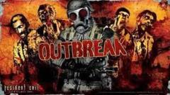 Resident Evil DBG - Outbreak Expansion Mat