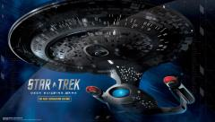 Star Trek - Deck Building Game, Next Generation Playmat