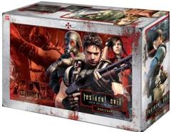 Resident Evil - Deck Building Game, Mercenaries Expansion