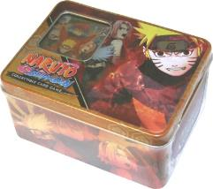 Collectible Tin #6 - Fierce Ambitions, Naruto Save Gaara