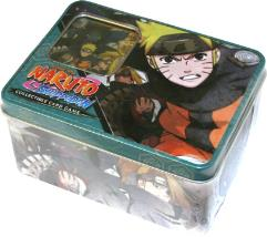 Collectible Tin #6 - Fierce Ambitions, Naruto vs. Akatsuki