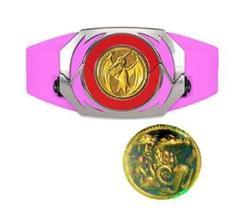 Power Rangers Legacy - Pink Ranger Power Morpher