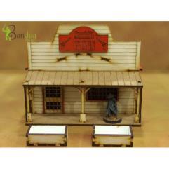 Far West Shop #1 (Pre-Painted)