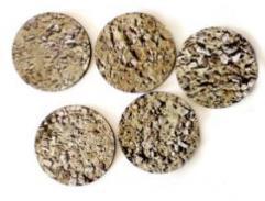 40mm Round Base - Stones