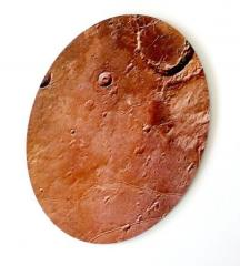 160x120mm Oval Base - Mars