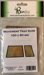 Movement Tray - 100x80mm