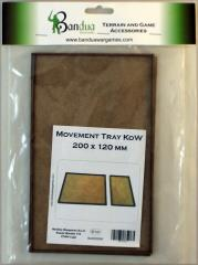 Movement Tray - 200x120mm