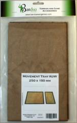 Movement Tray - 250x150mm