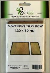 Movement Tray - 120x80mm