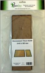Movement Tray - 240x80mm