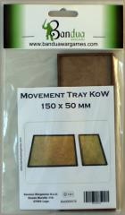 Movement Tray - 150x50mm